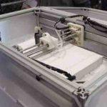 3d-printer, maakt meters! Gaan we in de toekomst deze methode gebruiken voor alle onze voorwerpen?